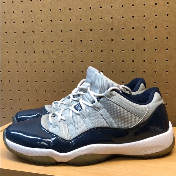 ae6d4d8223a Jordan Shoes | Nike Air Retro 11 Low Georgetown Mens Sz 11 | Poshmark